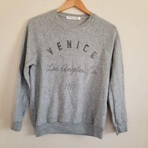 NWT Topshop Project Social T Venice Sweatshirt S